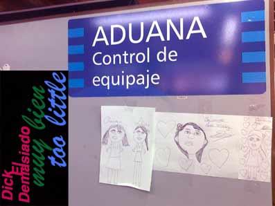 VIVA LA ADUANA FLUVIAL ARGENTINA. PORQUE SABE QUE INFANCIA EXISTE